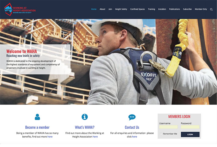 WAHA Launches New Website